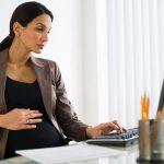 Работаем во время беременности - возможно ли это?