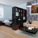 Роль мебели в зонировании жилого пространства