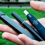 Курительные системы нагревания табака