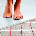 Електрический теплый пол под плитку от ЭлектроДруг - уют вашего дома