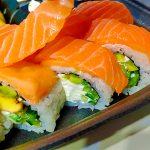 Лучшая служба доставки суши в Полтаве